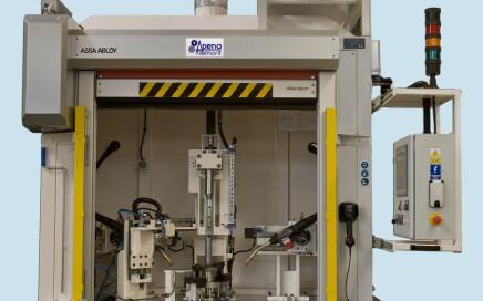 Dwupalnikowy automat spawalniczy DAS