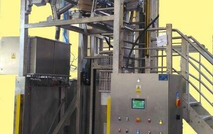 Maszyna do podawania karmy