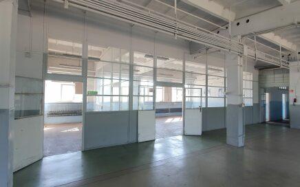 Powierzchnie produkcyjne i biurowe